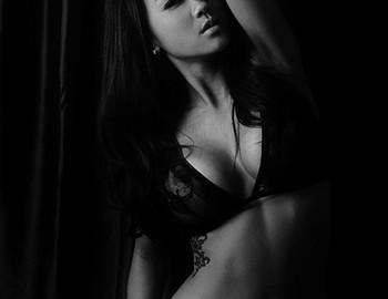 Asian model tease your sense